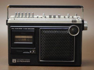 PIONEER RK-888 收录机