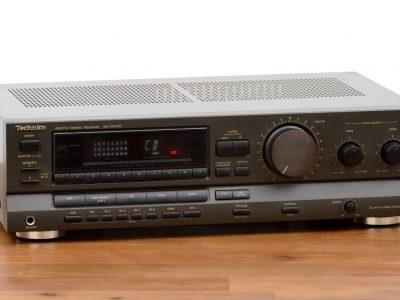 Technics SA-GX100 AM/FM 收音/功率放大器