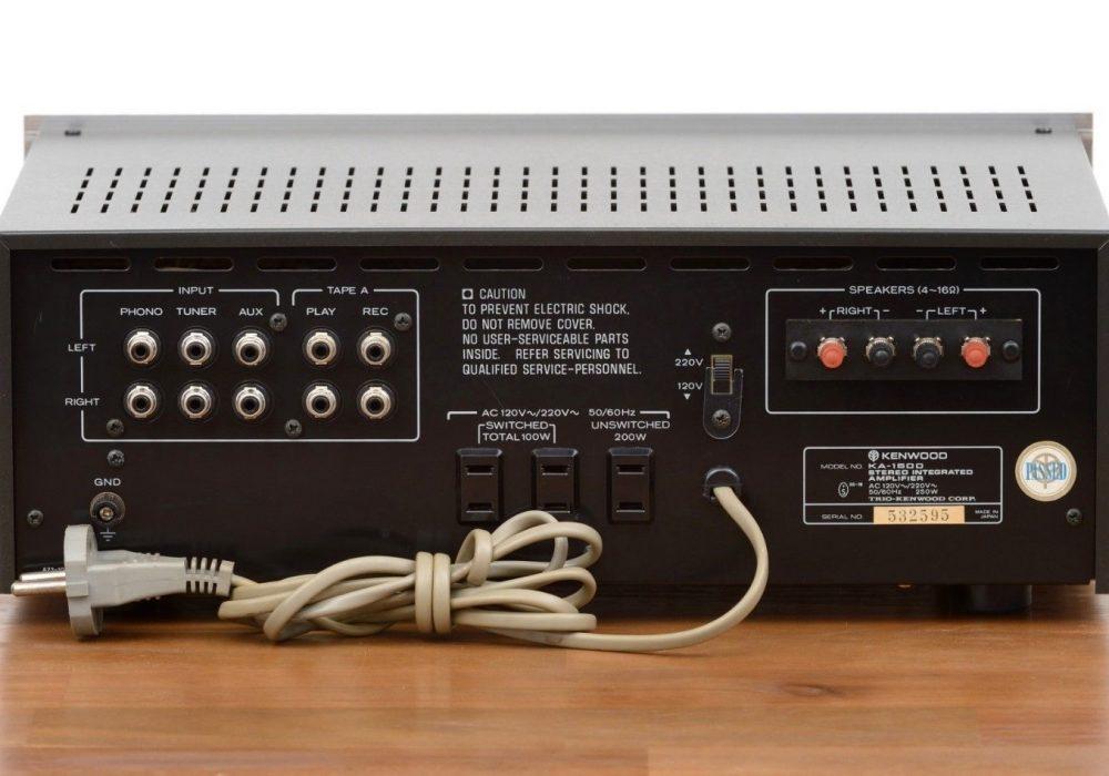 KENWOOD KA-1500 功率放大器