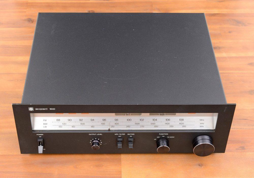 Expert 1640 / Sanyo FMT-611LU Tuner 立体声收音头