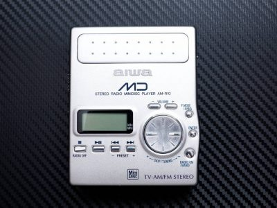 AIWA AM-R10 MD随身听