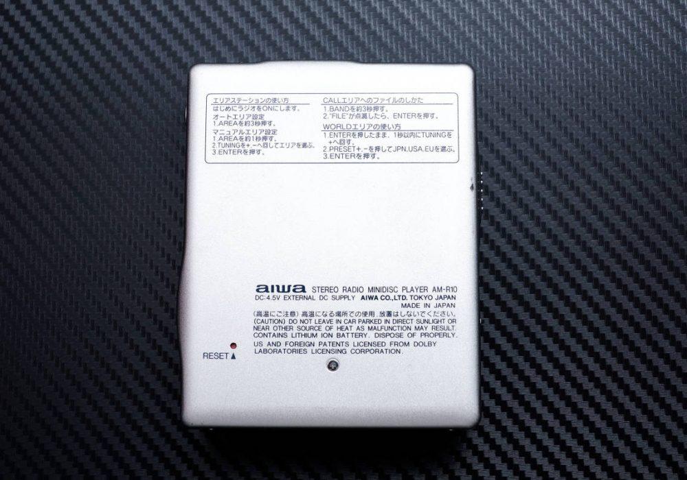 AIWA AM-R10 MD随身听