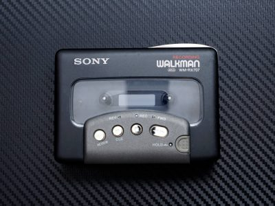 SONY WM-RX707 WALKMAN 磁带随身听
