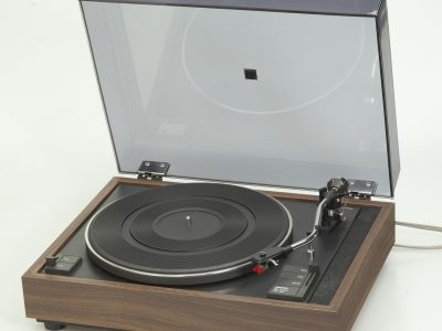 Micro Seiki MR-122 Turntable 黑胶唱机