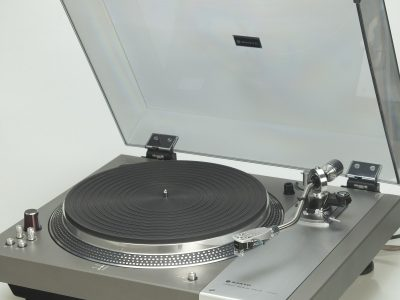 SANYO TP-1000 Turntable 黑胶唱机