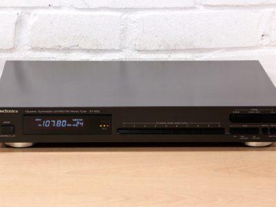 松下 Technics ST-610L FM/MW/LW Tuner 收音头