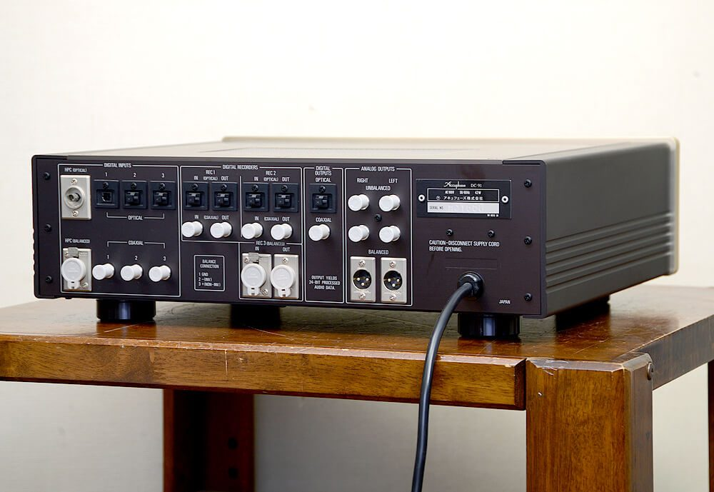 Accuphase DC-91 D/A 解码器