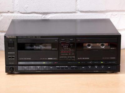 松下 Technics RS-X301 卡座