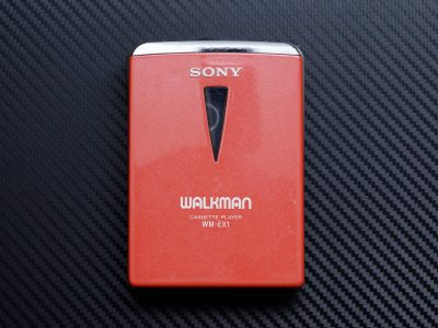 SONY WM-EX1 WALKMAN 磁带随身听