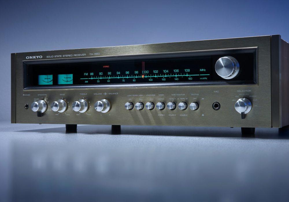 Onkyo TX-560 FM/AM 收扩机