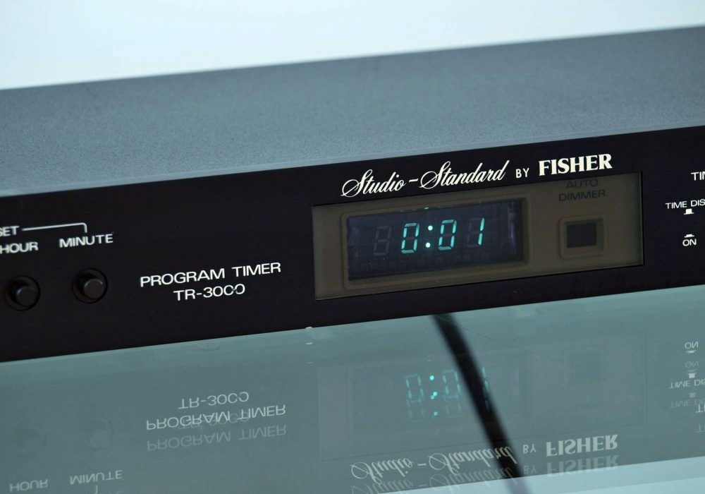 Fisher TR-3000
