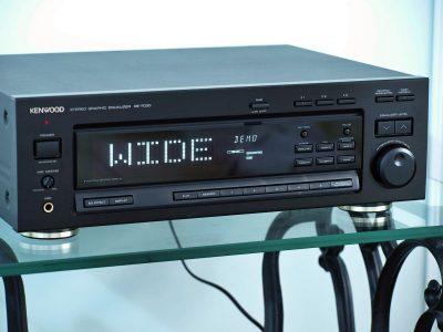 KENWOOD GE-7030 图示均衡器