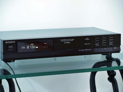 索尼 SONY ST-S100L FM/AM Tuner 收音头