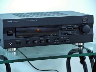 雅马哈 YAMAHA RX-496RDS 功率放大器