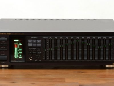 Onkyo Integra EQ-540 Graphic Equalizer 图示均衡器