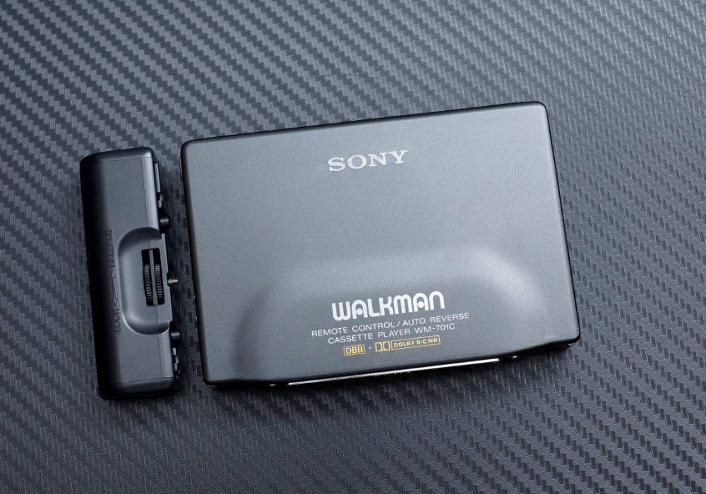索尼 SONY WM-701C WALKMAN 磁带随身听
