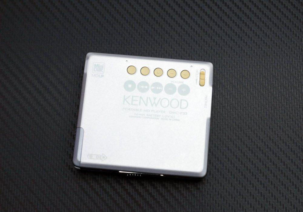建伍 KENWOOD DMC-P33 MD随身听