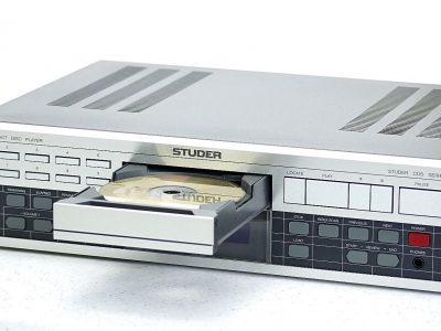 STUDER A727 专业级CD播放机