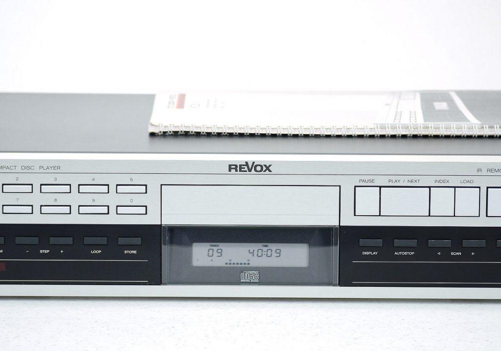 REVOX B126 High-End CD播放机