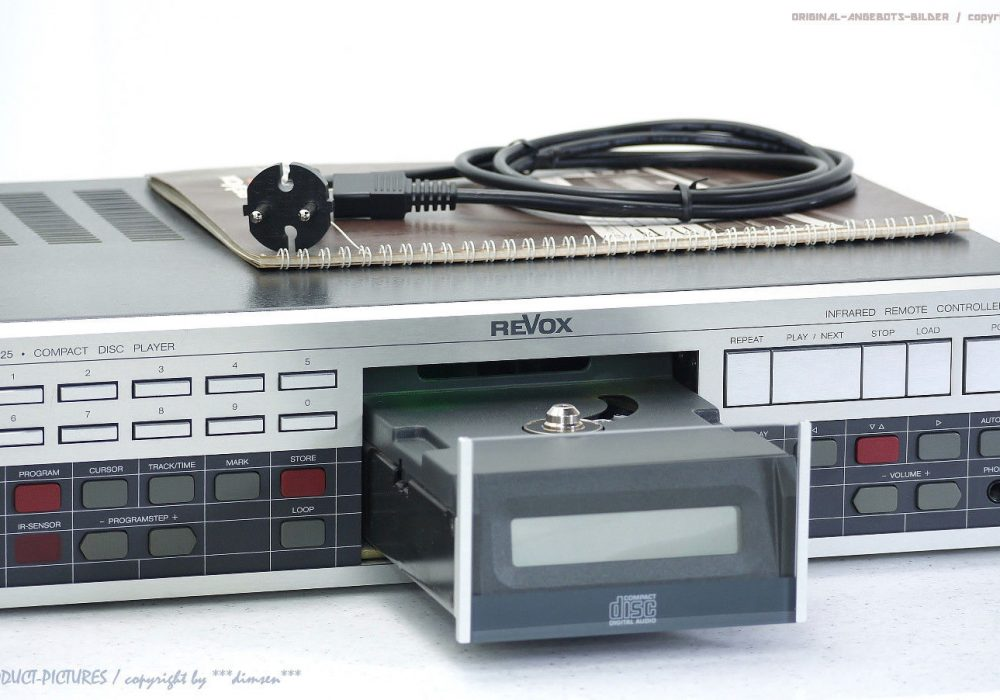 REVOX B225 High-End CD-Player CD播放机
