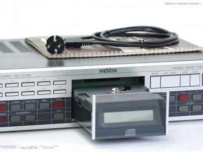 REVOX B225 High-End CD-Player CD播放机