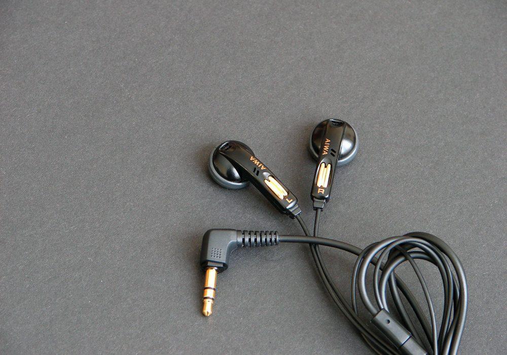爱华 AIWA HP-V14 耳塞式耳机