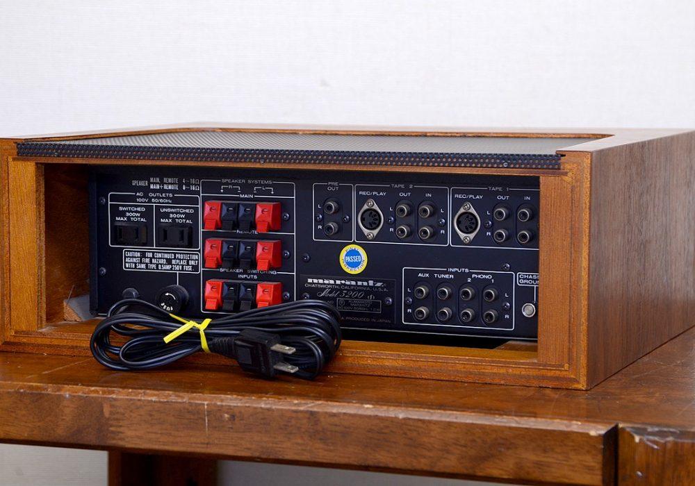 marantz Model 3200 功率放大器