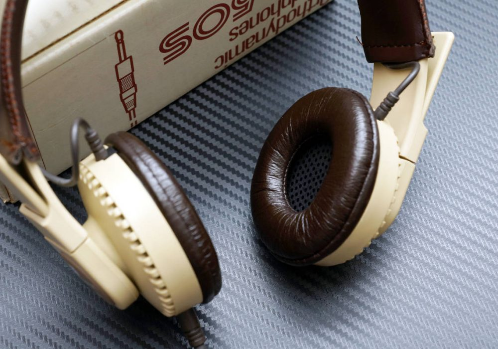 YAMAHA HP-50S 头戴式耳机