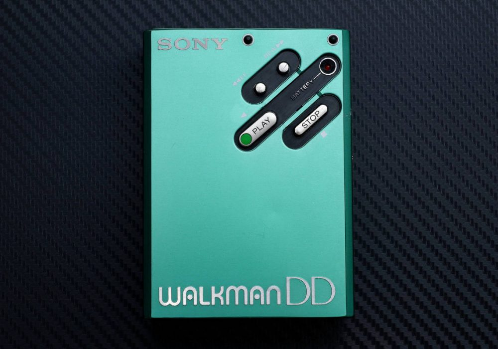 SONY WM-DD WALKMAN 磁带随身听