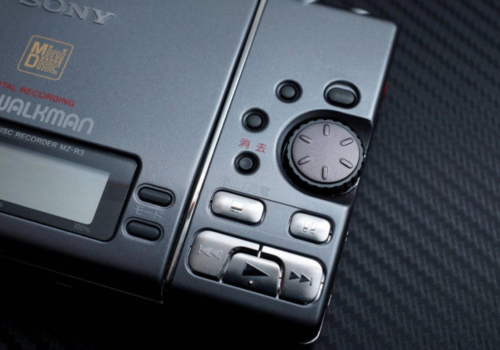 索尼 SONY MZ-R3 MD WALKMAN MD随身听