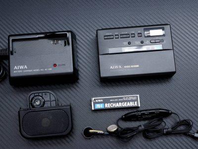 AIWA HS-F50 磁带随身听