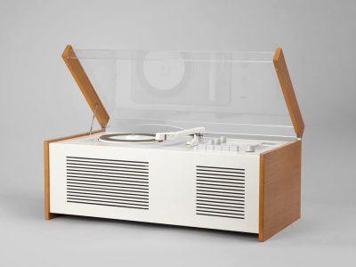 Braun SK 61 黑胶唱机