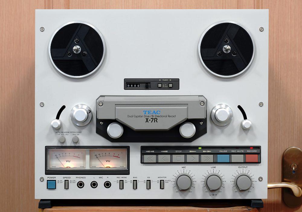 TEAC X-7R 开盘机