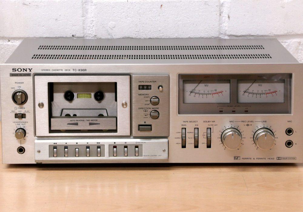 索尼 SONY TC-K96R 卡座
