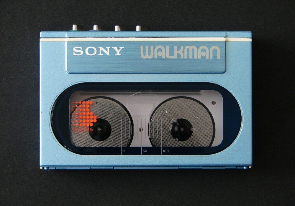索尼 SONY WM-20 随身听