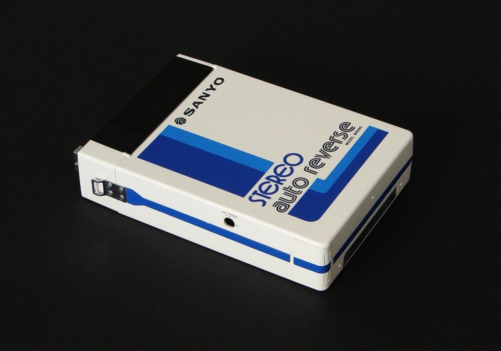 SANYO M6060 磁带随身听