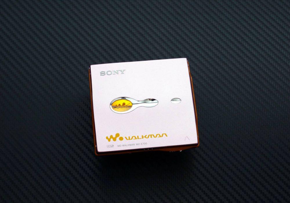 SONY MZ-E700 MD WALKMAN MD随身听
