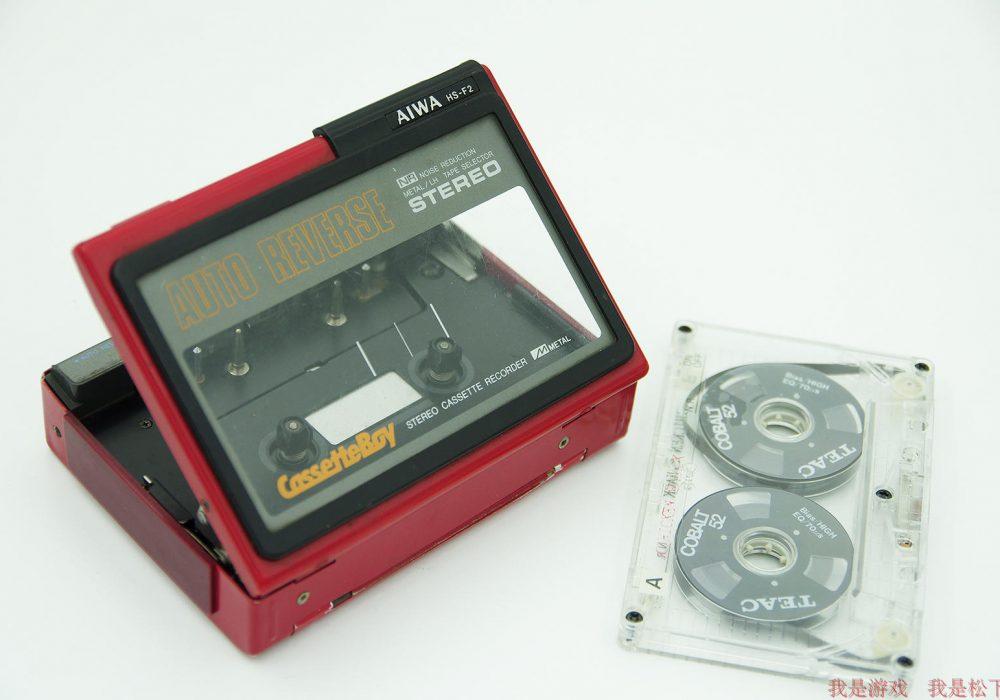 爱华 AIWA HS-F02 / HS-F2 / HS-P2 磁带随身听