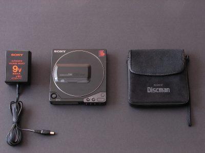 索尼 SONY Discman D-250 CD随身听