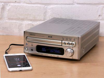 DENON RCD-M35 DAB 收音/CD 桌面组合主机