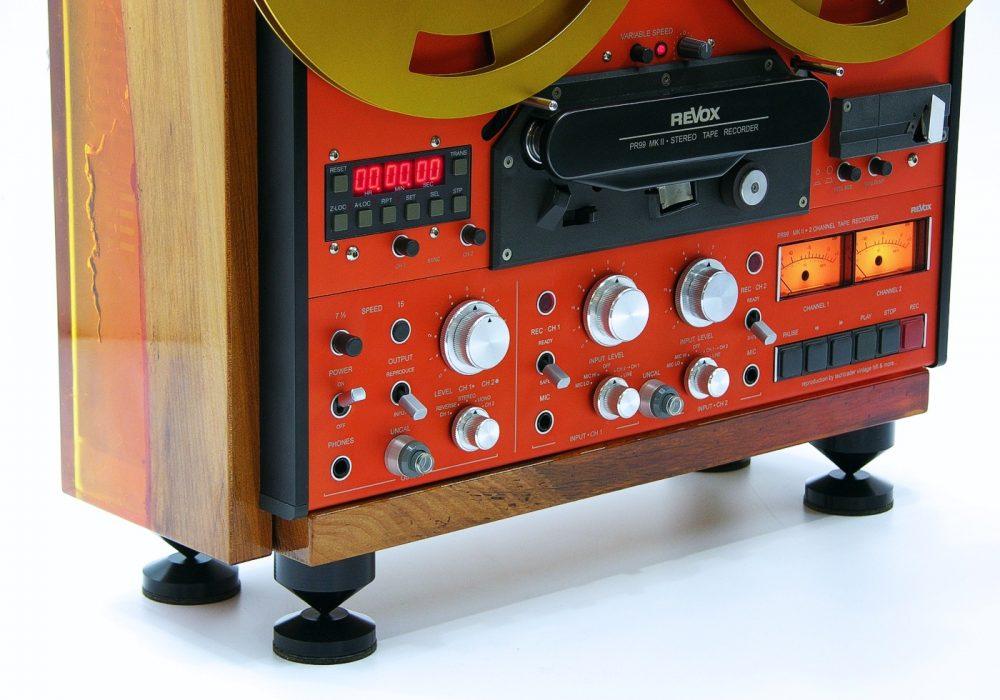 ReVox PR99 MKII 2轨 开盘机