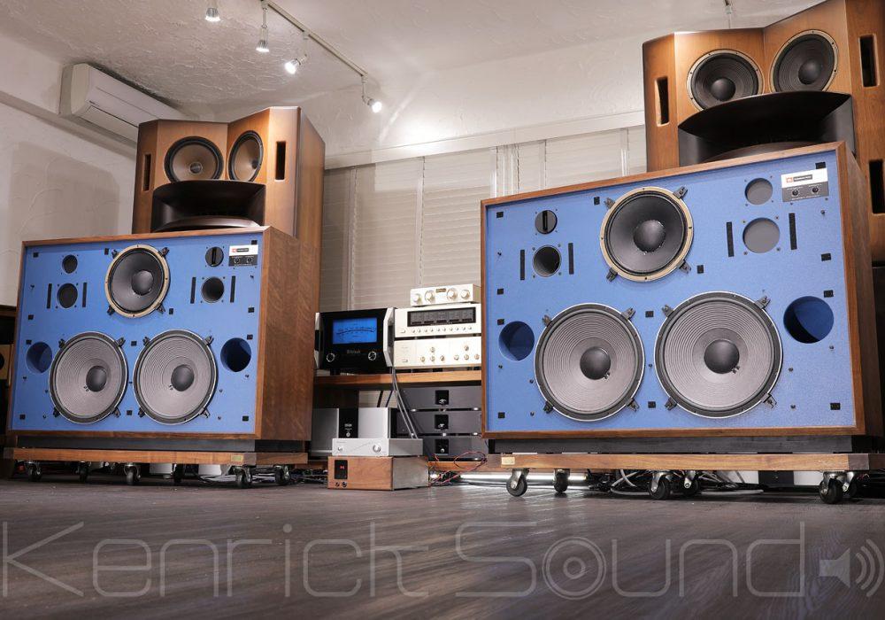 JBL 4355 监听音箱