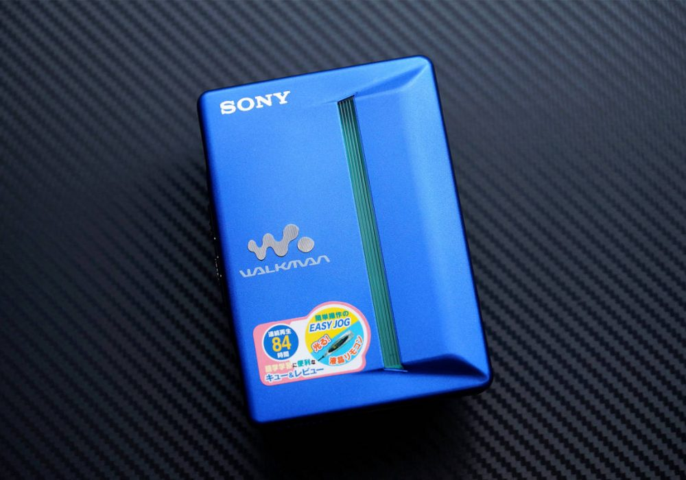 SONY WM-EX910 WALKMAN 磁带随身听