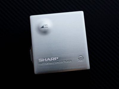 SHARP MD-DS8-H 1-BIT MD随身听