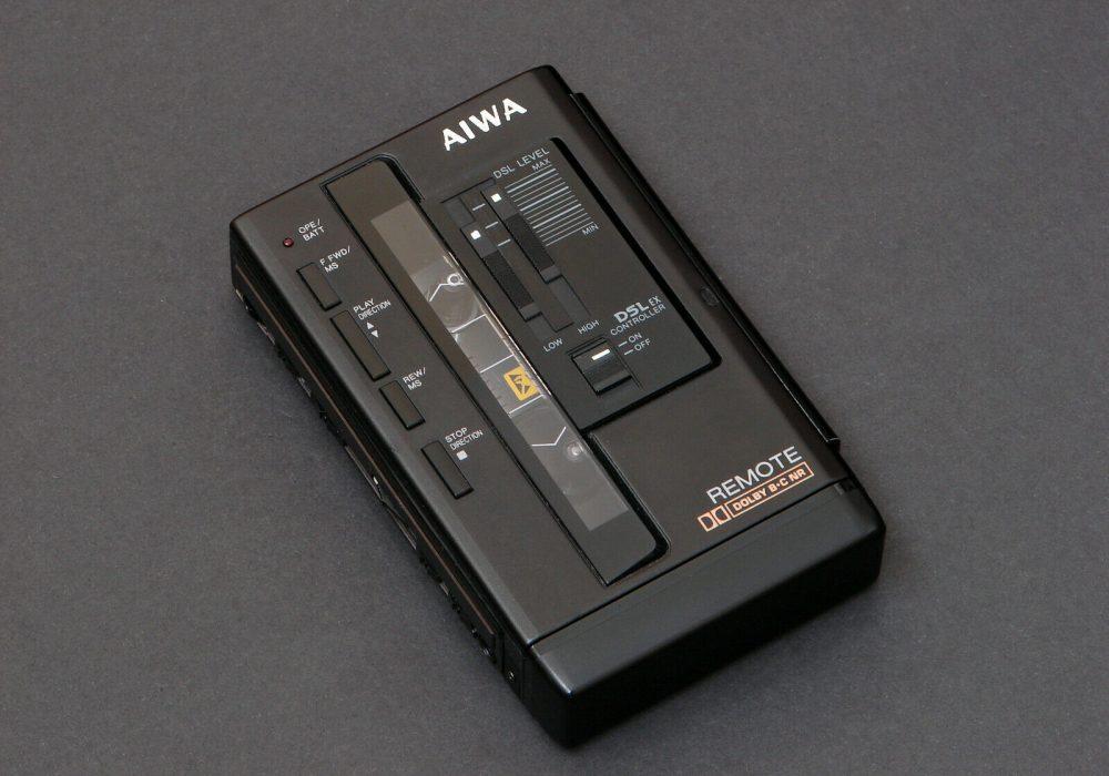 爱华 AIWA HS-PX101 磁带随身听