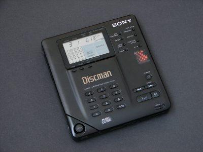 索尼 SONY D-350 Discman CD播放机