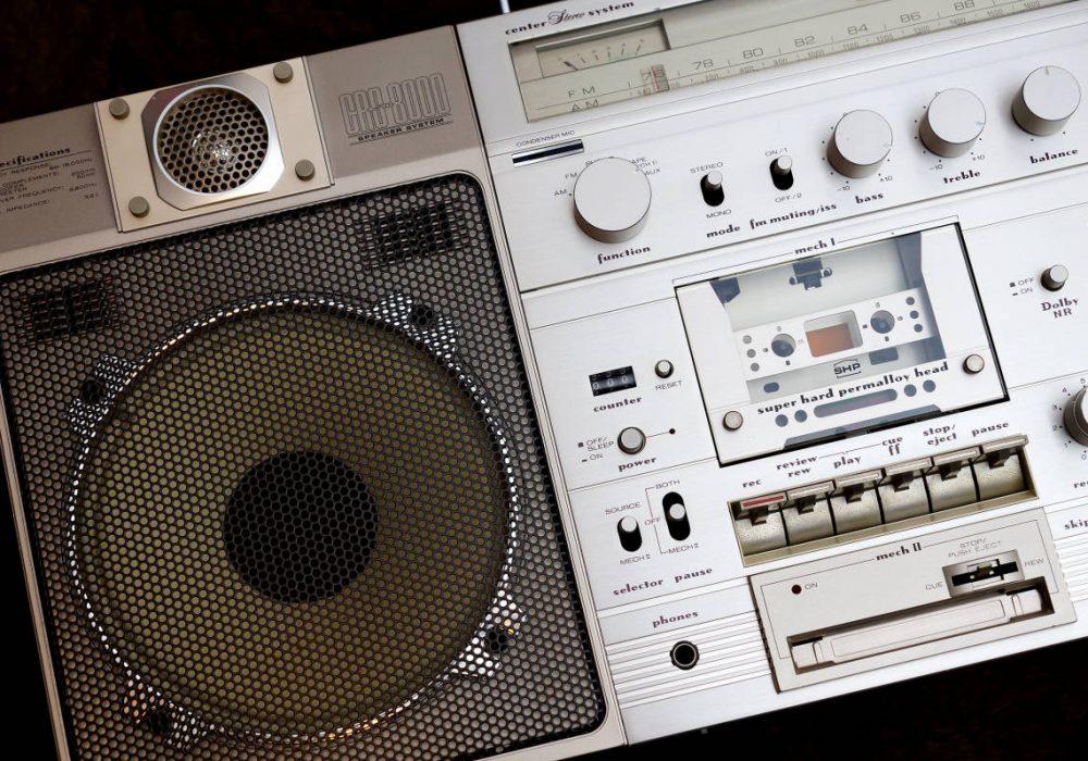 Marantz CRS-8000 高级收录机
