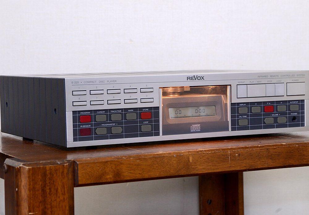 REVOX B225 CD播放机