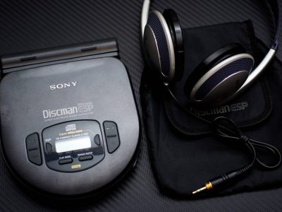 SONY D-265 DISCMAN CD随身听