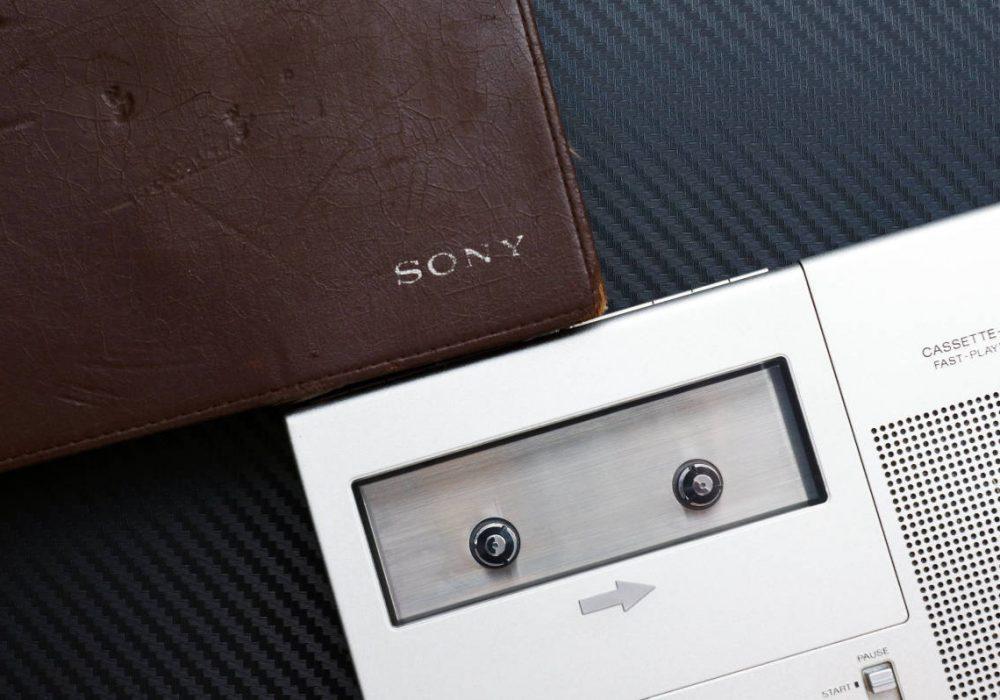 SONY TCM-280 磁带录音机